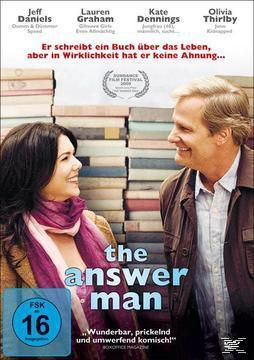 The Answer Man, John Hindman