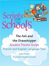 The Ant and the Grasshopper, Vivien Chase