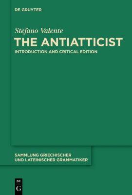The Antiatticist, Stefano Valente