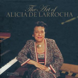 The Art of Alicia de Larrocha, Alicia De Larrocha