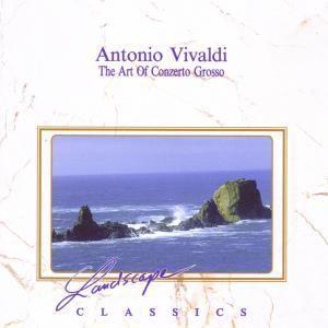 The Art Of Concerto Crosso, Diverse Interpreten