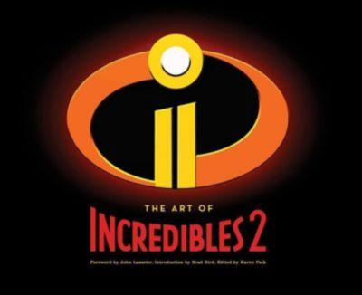 The Art of Incredibles 2, Karen Paik