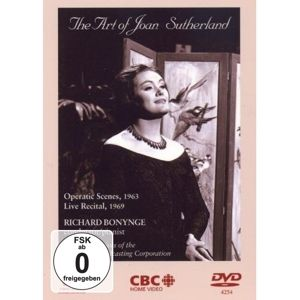 The Art of Joan Sutherland, Joan Sutherland, Richard Bonynge, CBC Symphony Orch.