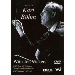 The Art Of Karl Böhm, Karl Böhm