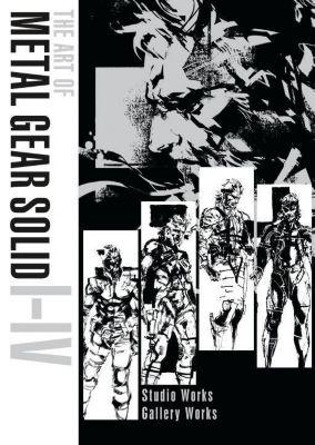 The Art of Metal Gear Solid I-IV, Konami