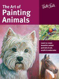 The Art of Painting Animals, Jason Morgan, Maury Aaseng, Lorraine Gray