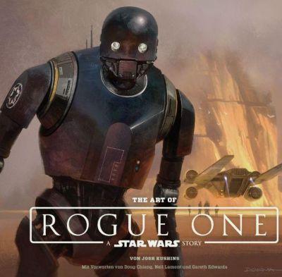 The Art of Rogue One: A Star Wars Story - Josh Kushins pdf epub