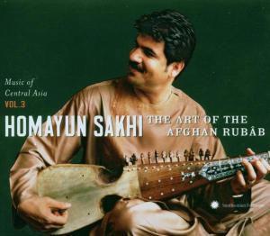 The Art Of The Afghan Rubab, Homayun Sakhi