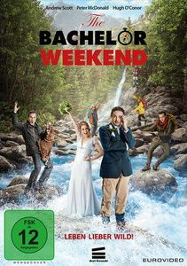 The Bachelor Weekend - Leben lieber wild!, John Butler, Peter McDonald