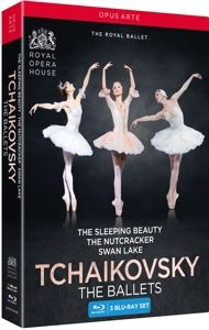 The Ballets, Osipova, Cuthbertson, Nunez, Gruzib, Kessels, Dowell