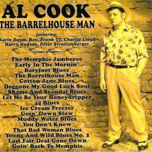 The Barrelhouse Man, Al Cook