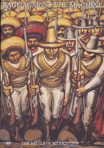 The Battle Of Mexico City, Rage Against The Machine