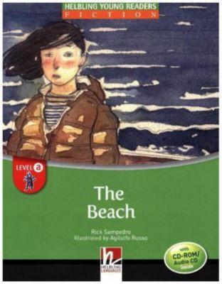The Beach, mit 1 CD-ROM/Audio-CD, Rick Sampedro