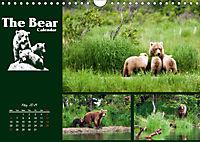 The Bear Calendar / UK-Version (Wall Calendar 2019 DIN A4 Landscape) - Produktdetailbild 5