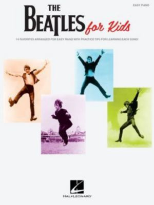 The Beatles For Kids, Klavier, The Beatles