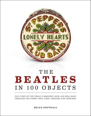 The Beatles in 100 Objects, Brian Southall