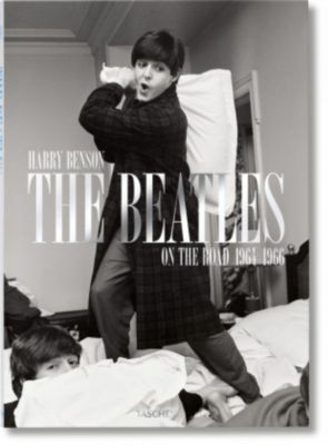 The Beatles on the Road 1964-1966 - Harry Benson |