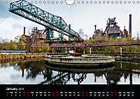 The Beauty Of Industrial Ruins (Wall Calendar 2019 DIN A4 Landscape) - Produktdetailbild 1