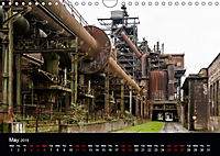 The Beauty Of Industrial Ruins (Wall Calendar 2019 DIN A4 Landscape) - Produktdetailbild 5
