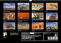 The beauty of Namibia 2019 (Wall Calendar 2019 DIN A3 Landscape) - Produktdetailbild 13