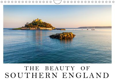 The Beauty of Southern England (Wall Calendar 2019 DIN A4 Landscape), Christian Mueringer