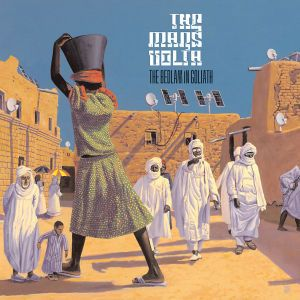 The Bedlam in Goliath, The Mars Volta