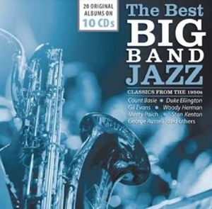 The Best Big Bands-Jazz Classics From The 1950s, Various
