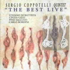 The Best Live, Sergio Quintet Coppotelli