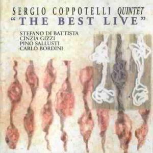 The Best Live, Sergio Quintet Coppotelli