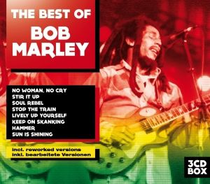 The Best Of, Bob Marley