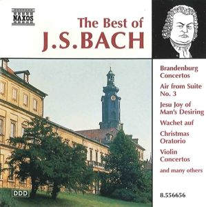 The Best Of Bach, Johann Sebastian Bach