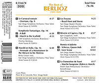 The Best Of Berlioz - Produktdetailbild 1