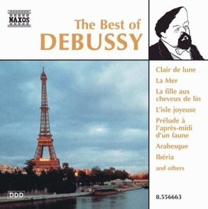The Best Of Debussy, Claude Debussy