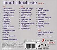 The Best Of Depeche Mode Vol. 1 - Produktdetailbild 1