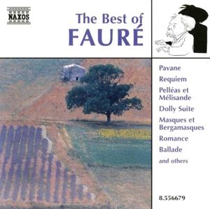 The Best Of Faure, Diverse Interpreten