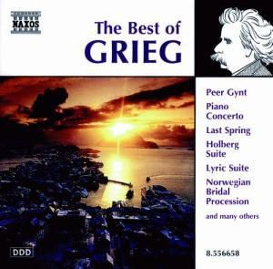 The Best Of Grieg, Edvard Grieg