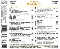 The Best Of Händel - Produktdetailbild 1