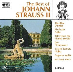 The Best Of Johann (Sohn) Strauß, Johann Jun. Strauß