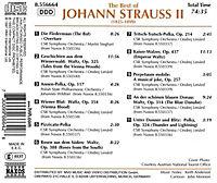 The Best Of Johann (Sohn) Strauß - Produktdetailbild 1