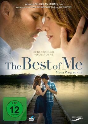 The Best of Me - Mein Weg zu Dir, Nicholas Sparks