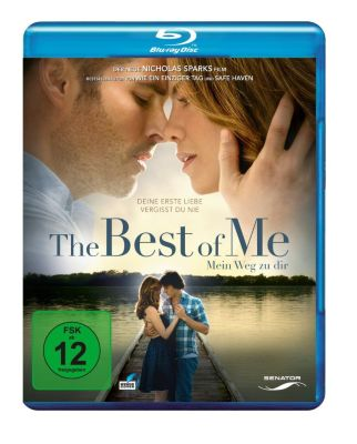 The Best of Me - Mein Weg zu Dir, J. Mills Goodloe, Will Fetters, Michael Hoffman