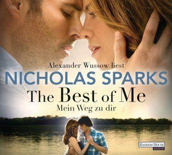 The Best of Me - Mein Weg zu dir, 6 Audio-CDs, Nicholas Sparks