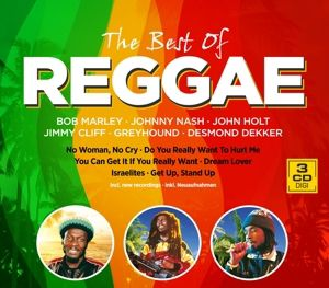 The Best Of Reggae, Diverse Interpreten