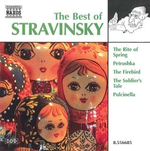 The Best Of Strawinsky, Diverse Interpreten