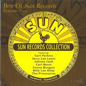 The Best Of Sun Records - Volume 2, Diverse Interpreten