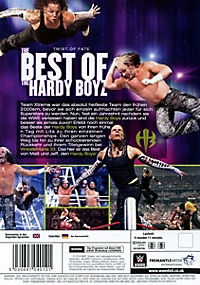 The Best of the Hardy Boyz DVD-Box - Produktdetailbild 1