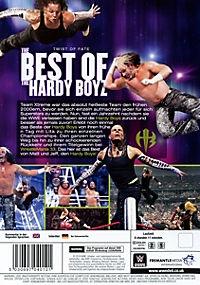 The Best of the Hardy Boyz DVD-Box - Produktdetailbild 1