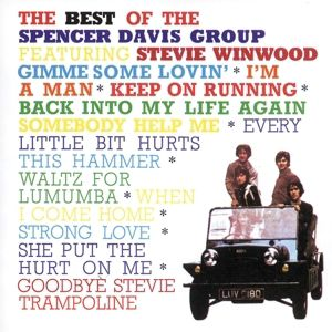 The Best Of The Spencer Davis Group, Spencer Group Davis