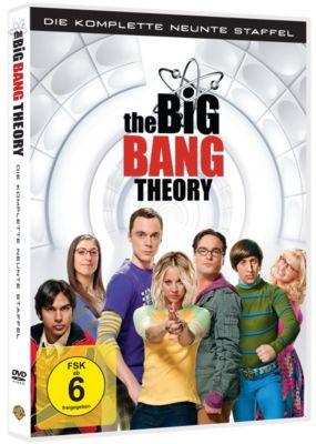The Big Bang Theory - Staffel 9, Bill Prady, Chuck Lorre, Steven Molaro, Lee Aronsohn, David Goetsch, Richard Rosenstock, Stephen Engel, Jennifer Glickman, Eric Kaplan