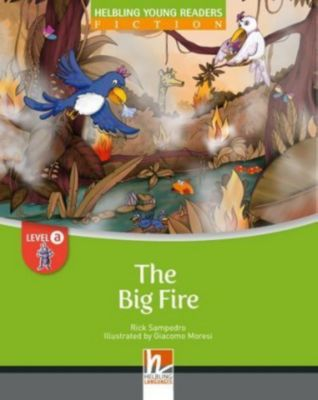 The Big Fire, Big Book, Rick Sampedro